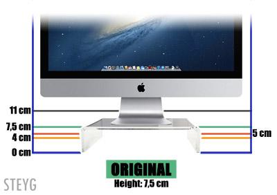STEYG iMac monitor stand Original